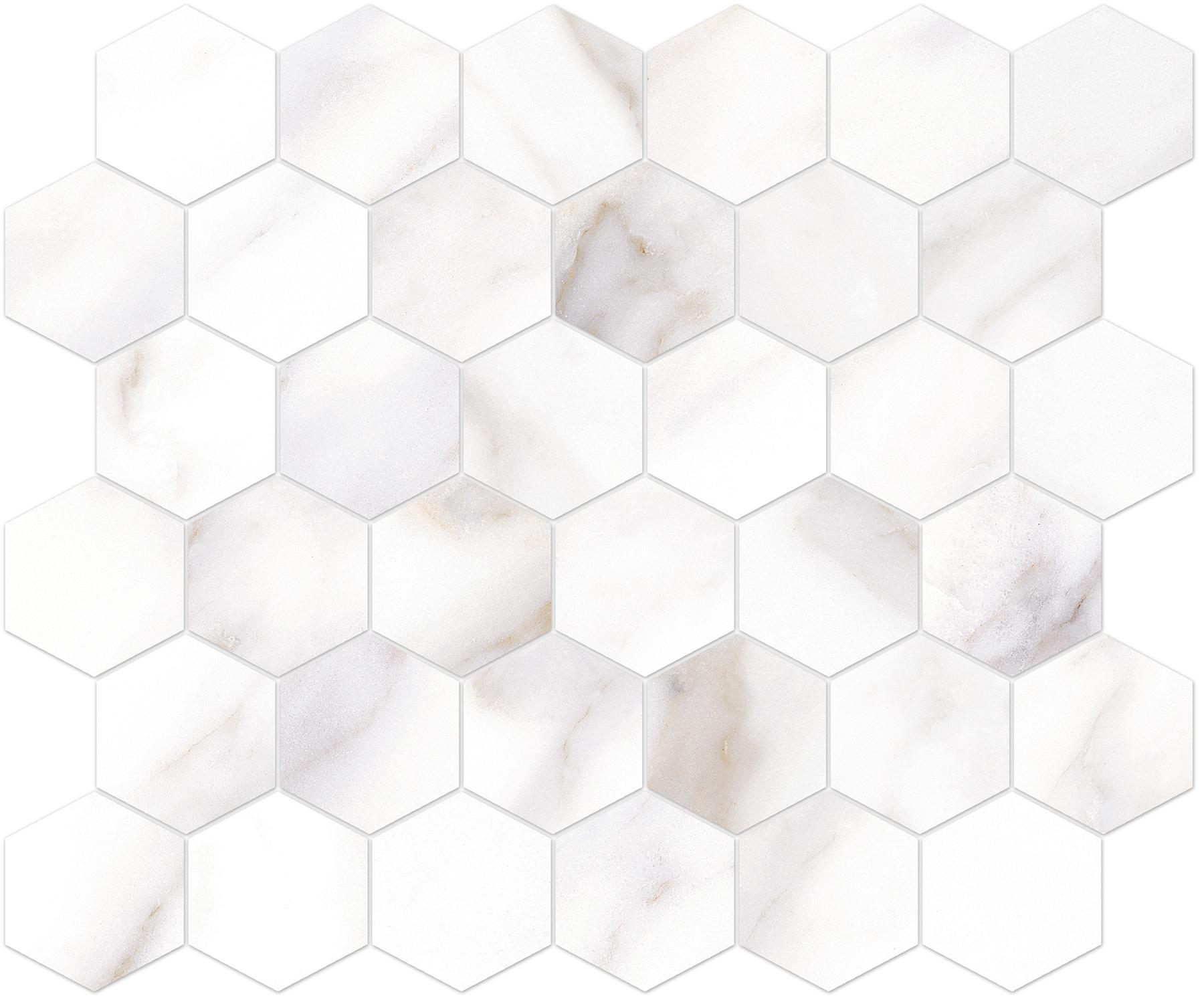 8880/720, Bernini Stone, Keltainen, lattia,mosaiikki