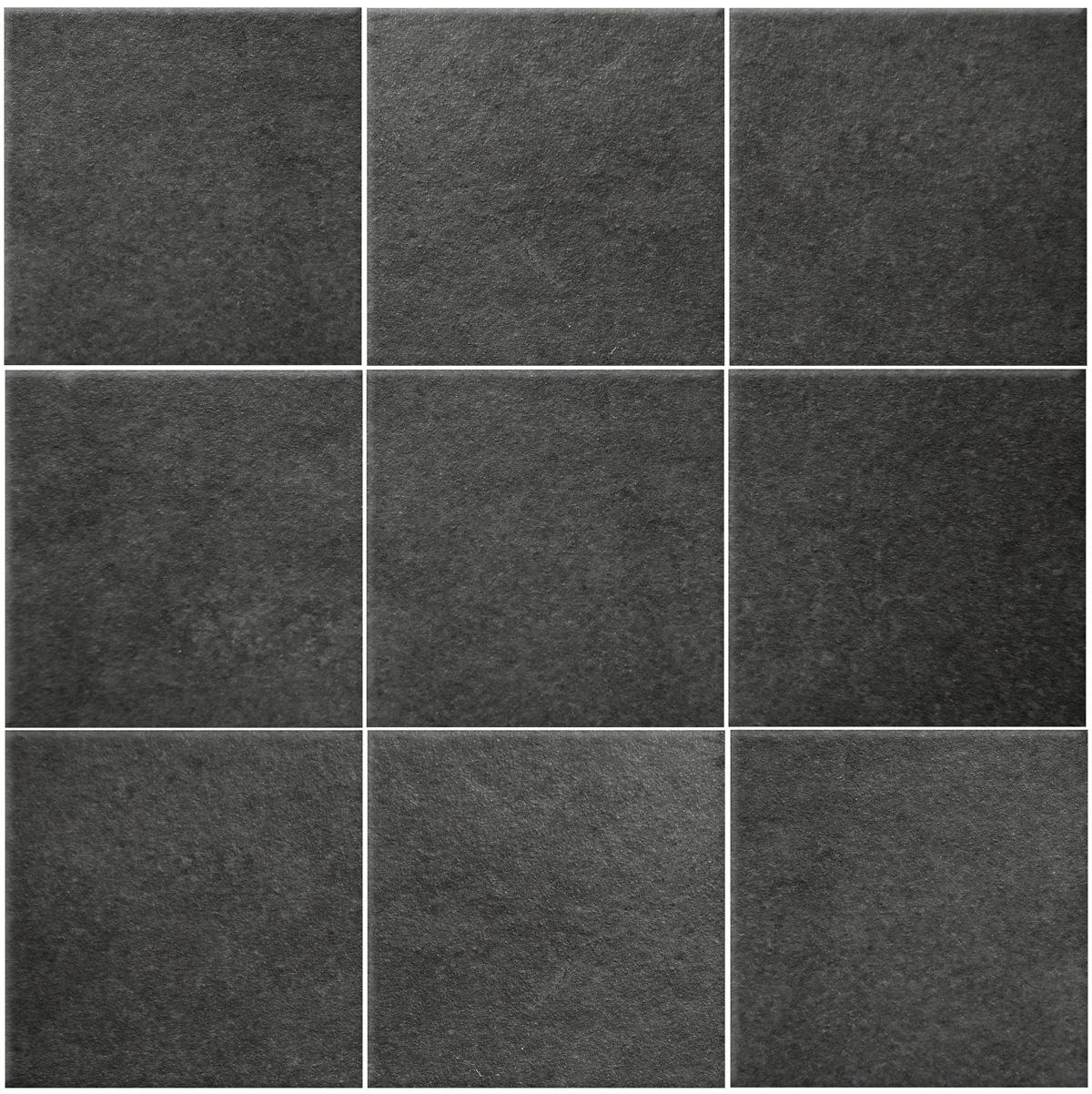 66009105, Europe 10x10, Musta, lattia