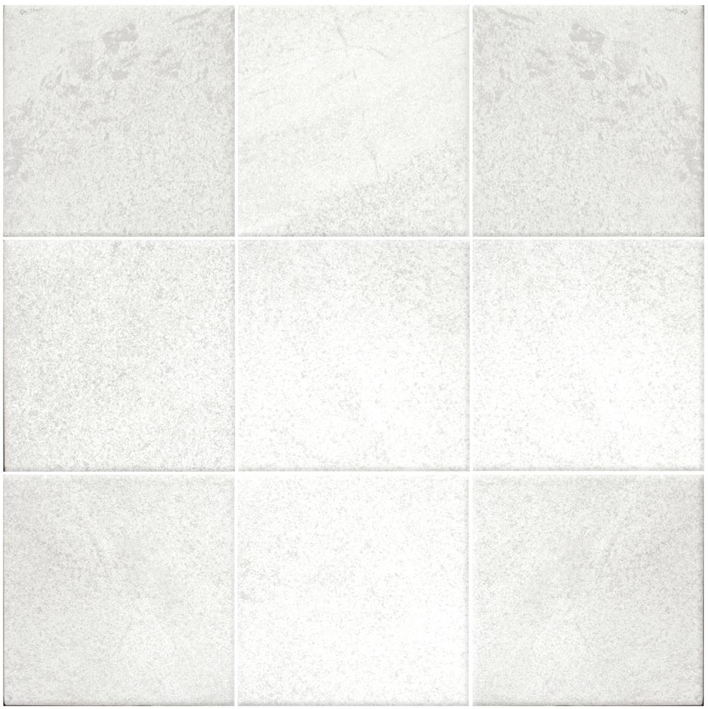 66008976, Landstone 10x10, Valkoinen, lattia