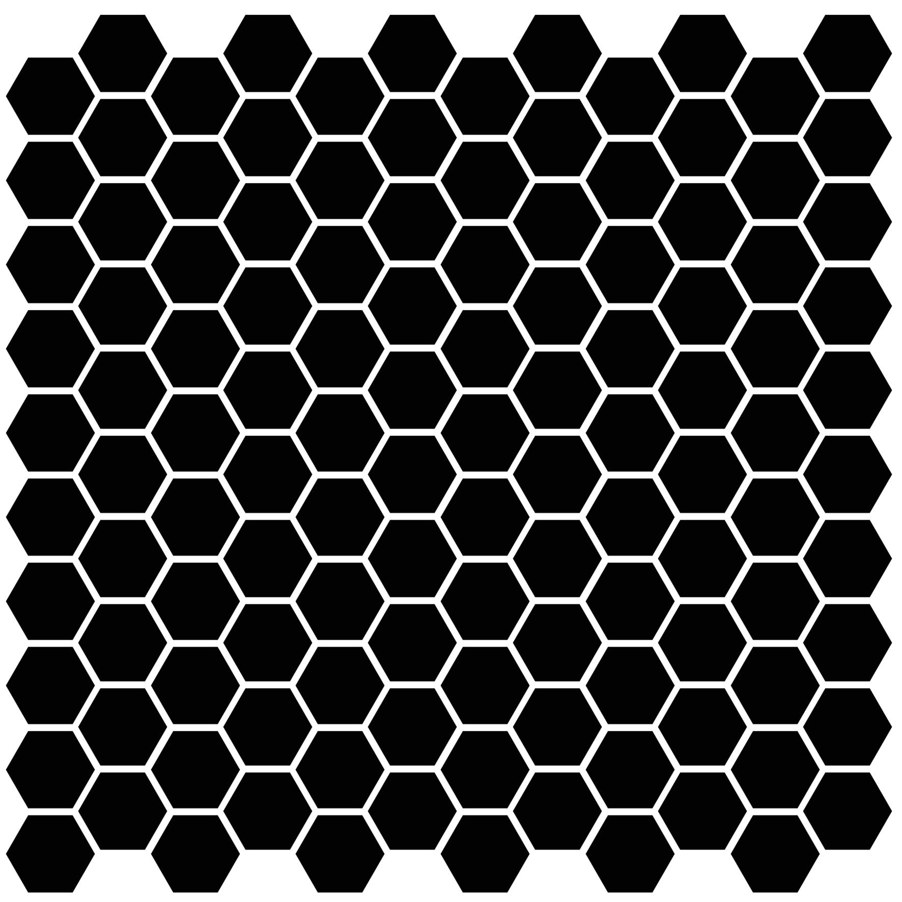 K53012580001VTE0, Miniworx, Musta, mosaiikki,lattia