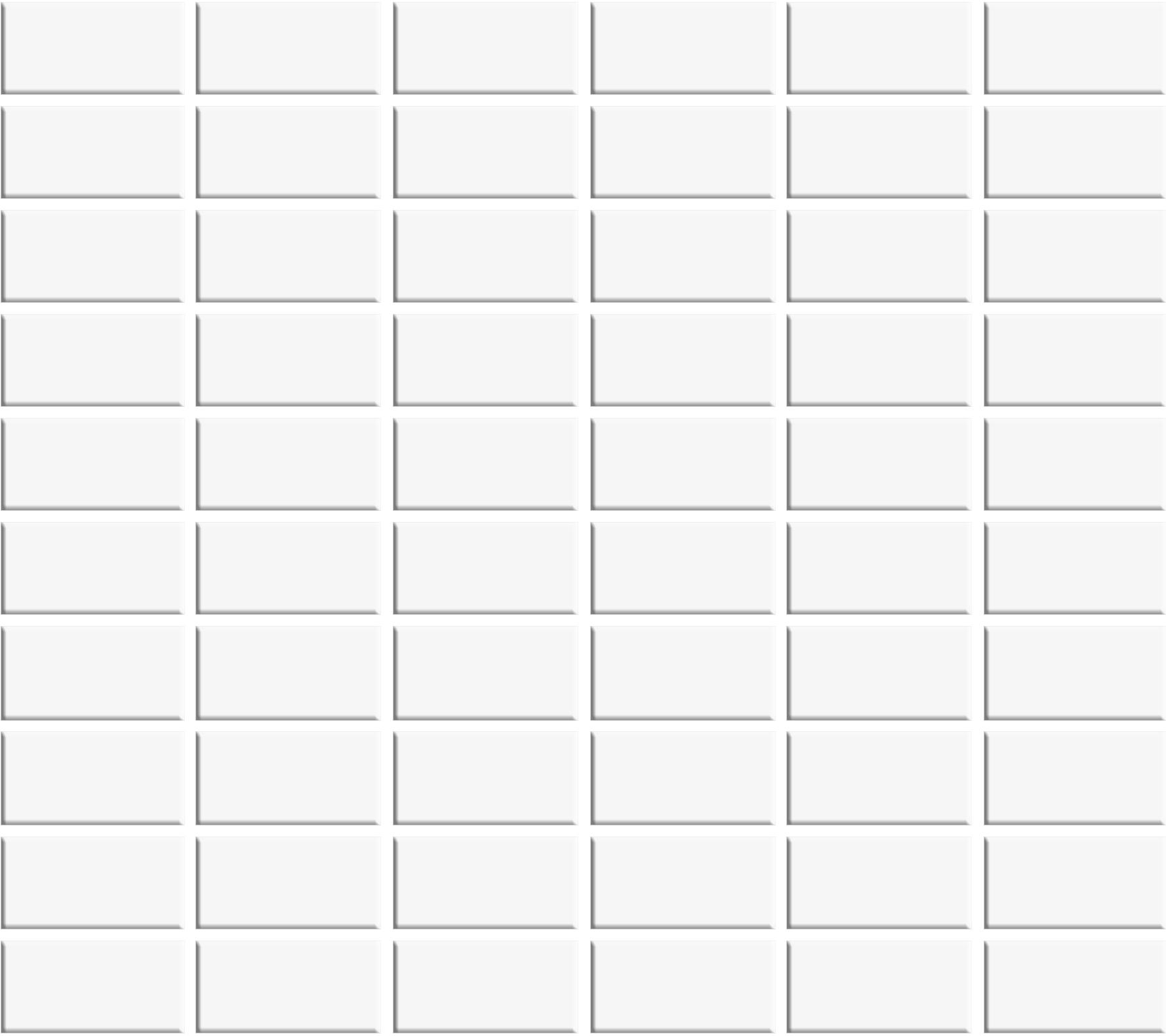 K51684080001VTE0, Miniworx, Valkoinen, mosaiikki,lattia