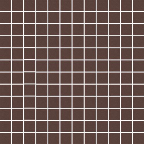 25-0138, Mosaico Porcelanico 2019, Ruskea, lattia,liukastumisenesto,mosaiikki,pakkasenkesto
