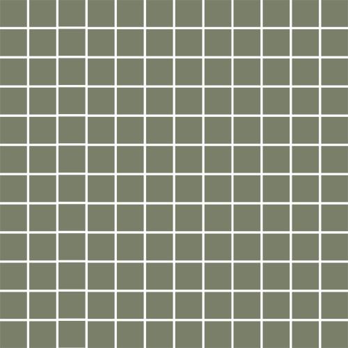 25-0215, Mosaico Porcelanico 2019, Vihreä, lattia,liukastumisenesto,mosaiikki,pakkasenkesto