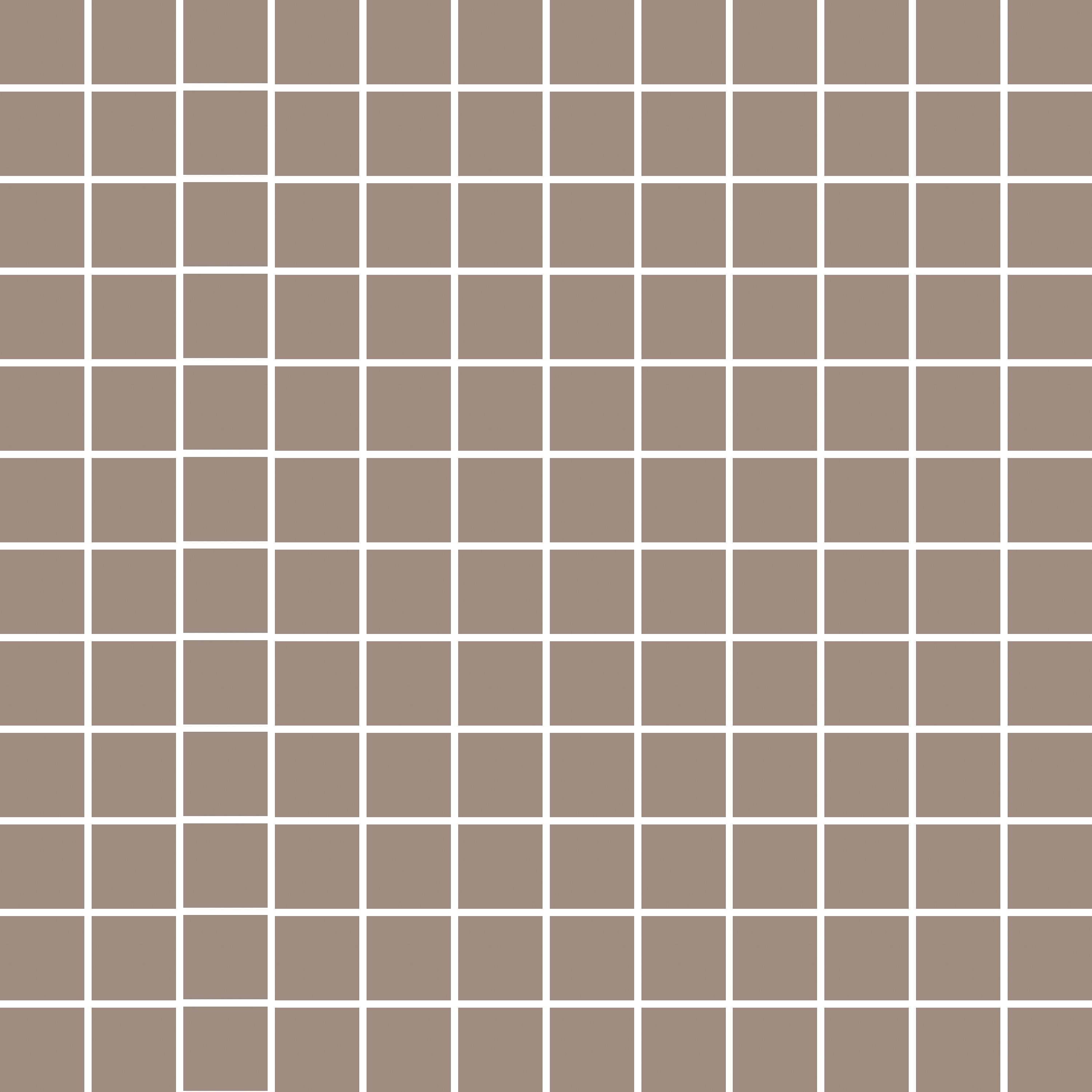 25-0341, Mosaico Porcelanico 2019, Ruskea, lattia,liukastumisenesto,mosaiikki,pakkasenkesto