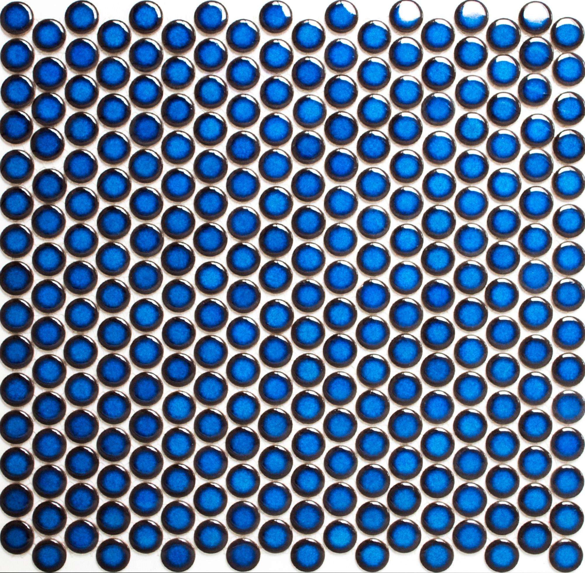 KNOPF451, Pennimosaiikki, Sininen, mosaiiikki,lattia,pakkasenkesto
