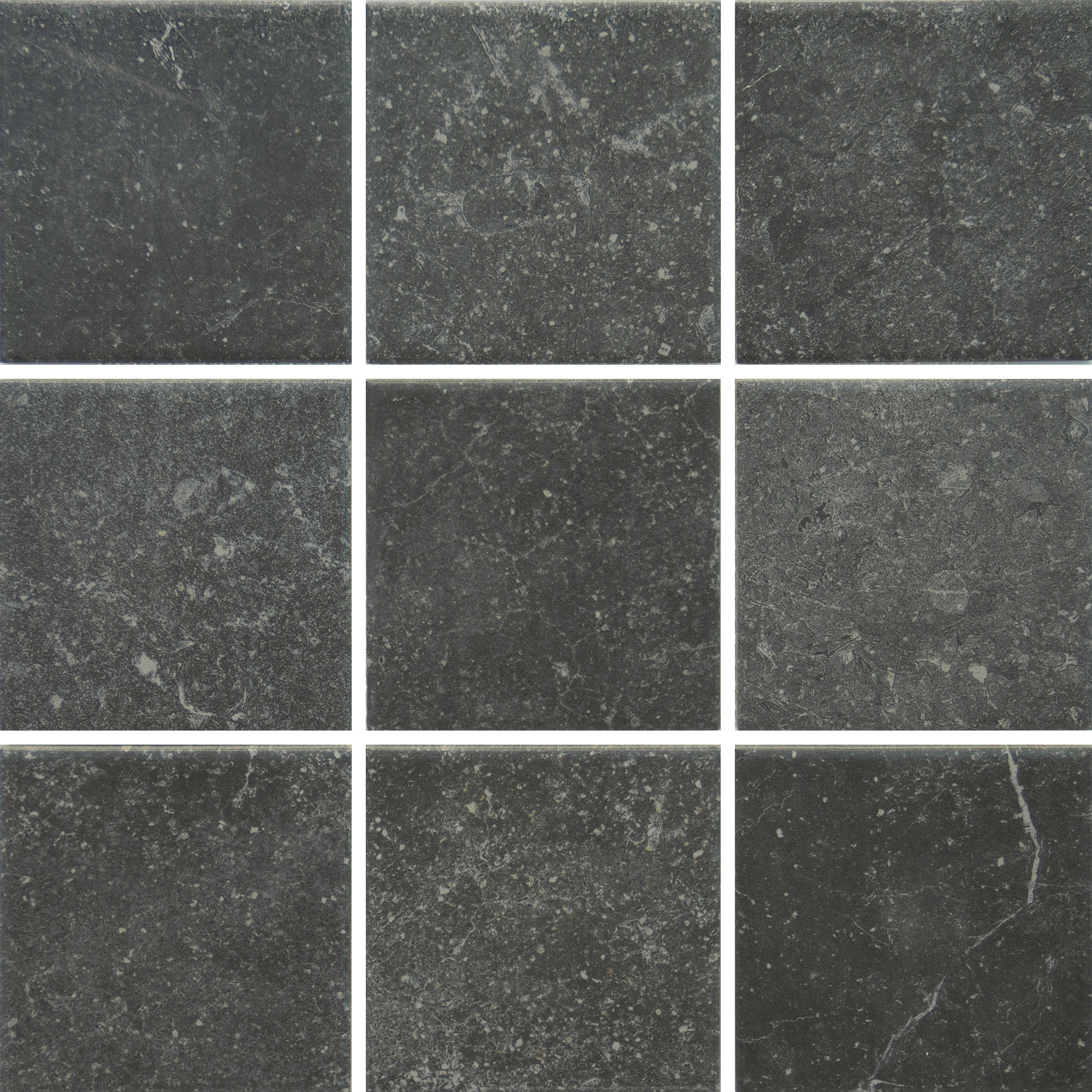 KR1004, Piazen 10x10, Tummanharmaa, lattia,pakkasenkesto,liukastumisenesto